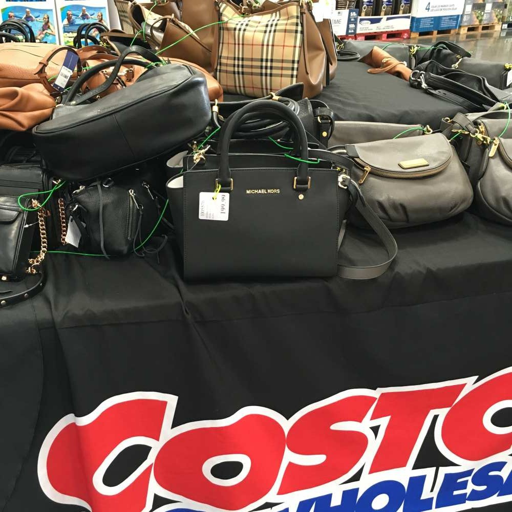 Michael Kors Handbags Costco