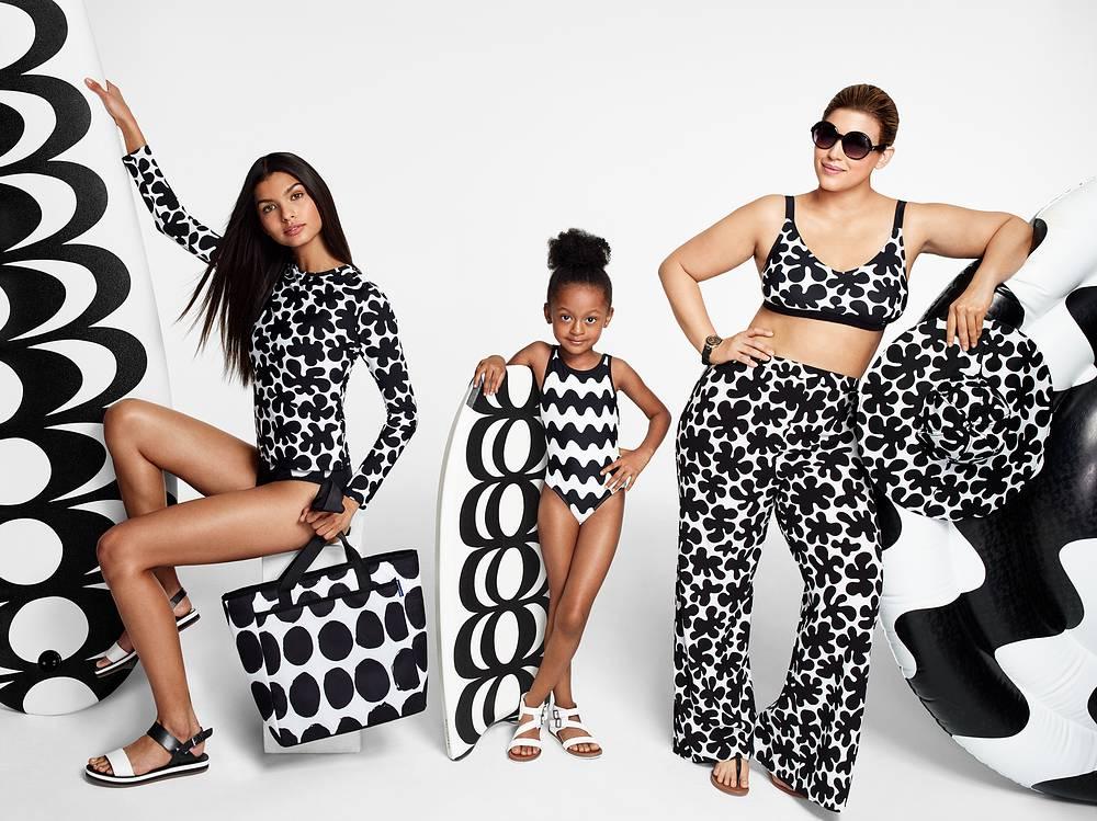 Merimekko-for-Target-black-white-swimsuit