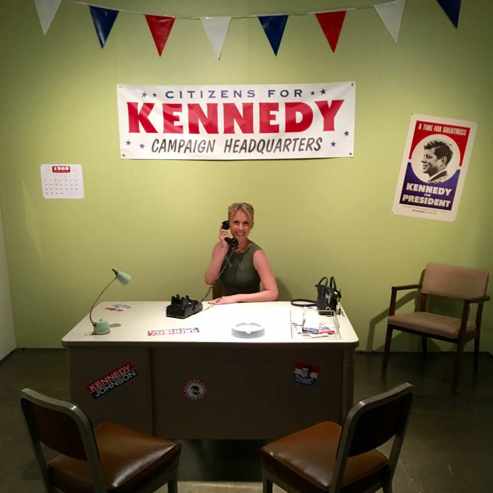Kennedy Museum Special Edition 2016 Campaign Headquarters