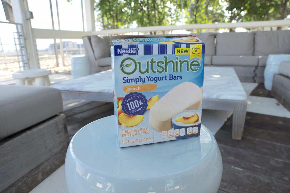 Outshine Simple Yogurt bars
