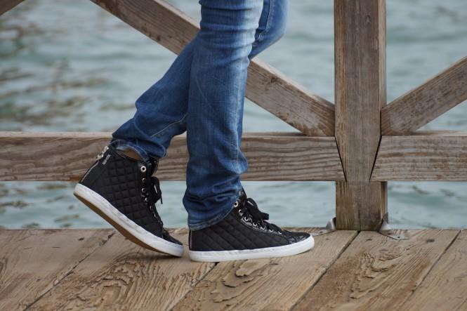 New! Geox Italian Sneakers Finally Sold