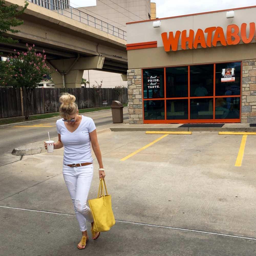 Dallas Texas Whataburger