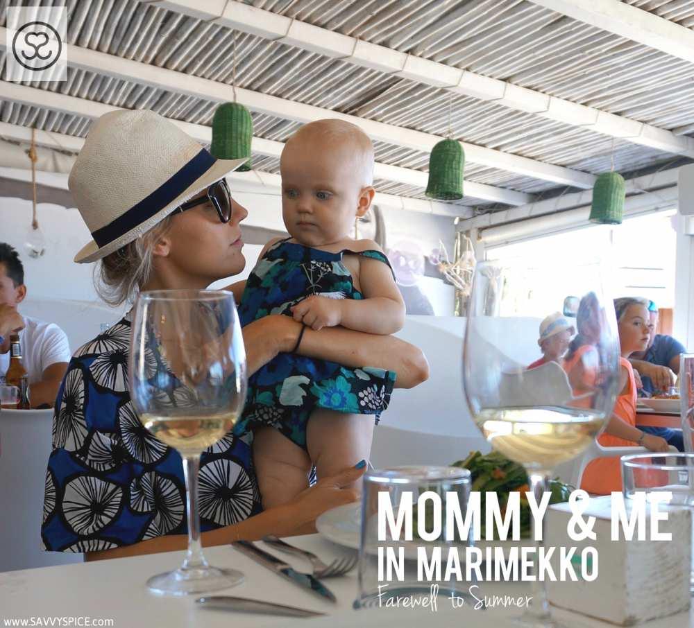 Marimekko for Target shorts set