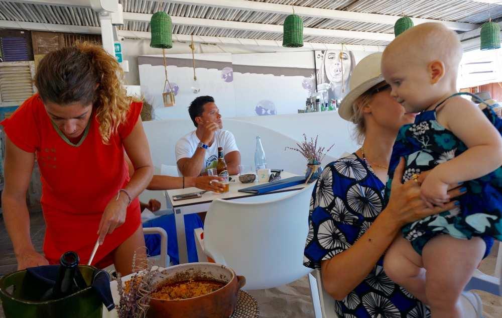 best restaurant majorca for paella