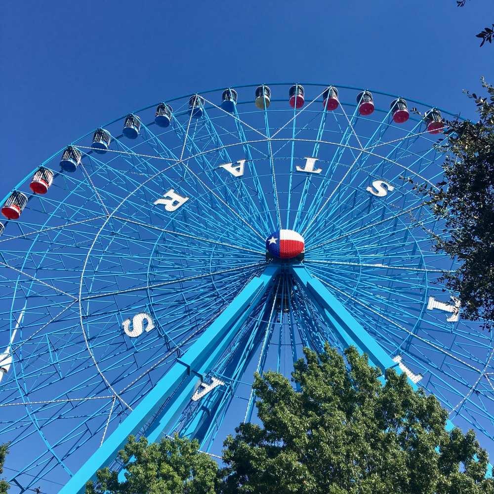 Ferris Wheel Texas State Fair