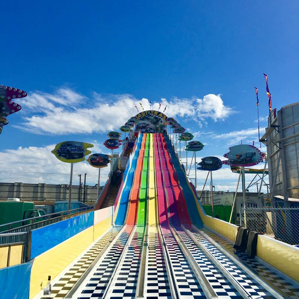 Super Slide Texas State Fair