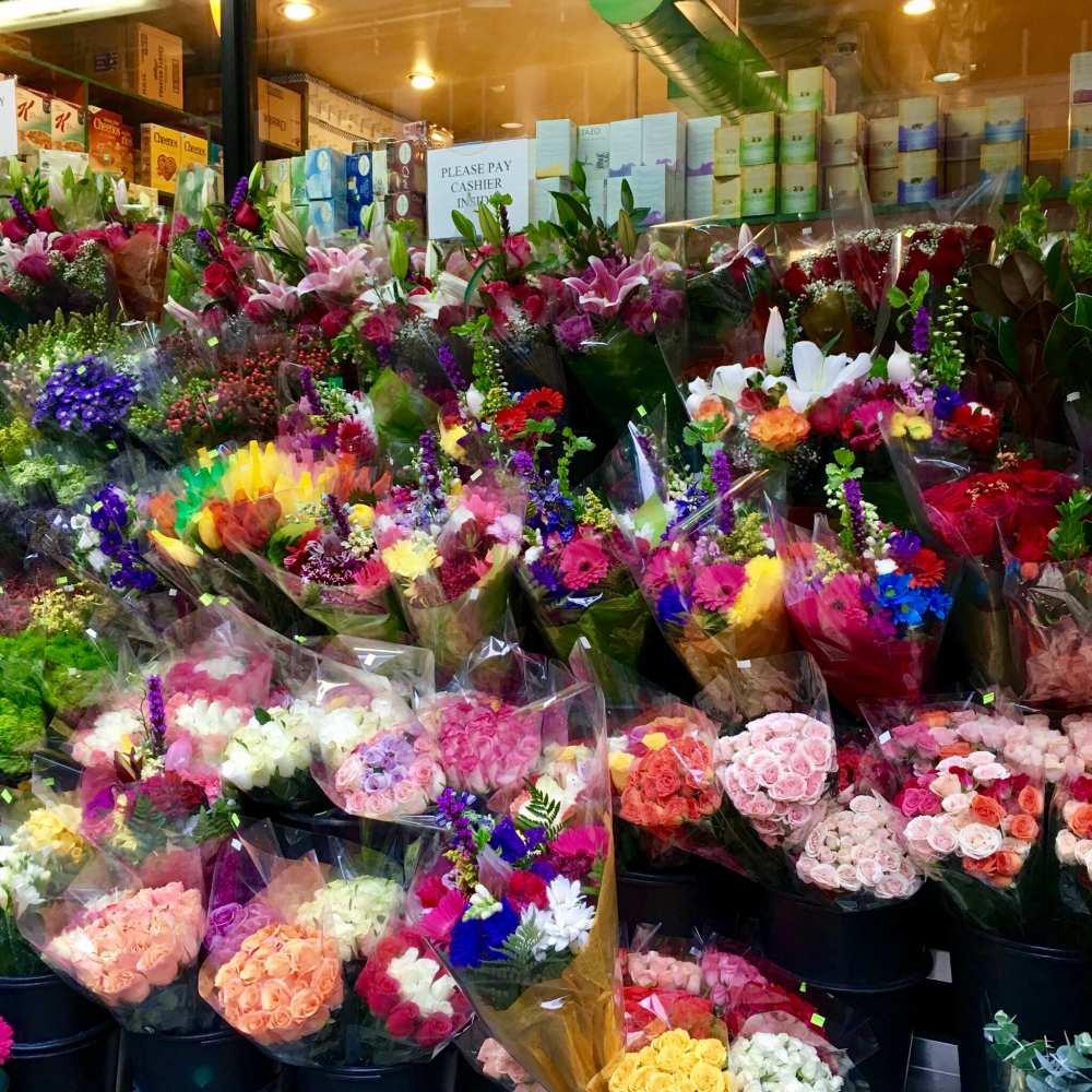 Flowers NYC Savvy Spice fashion blog