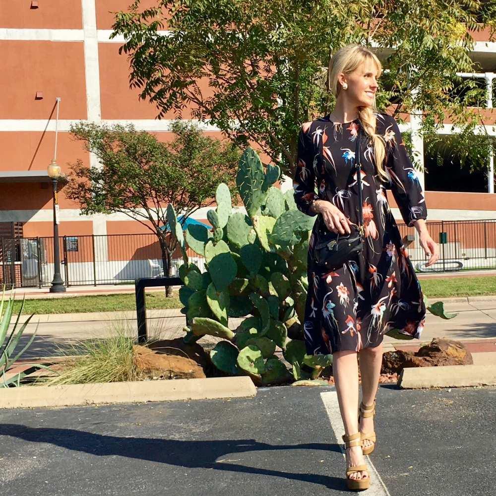 floral-print-H&M-dress
