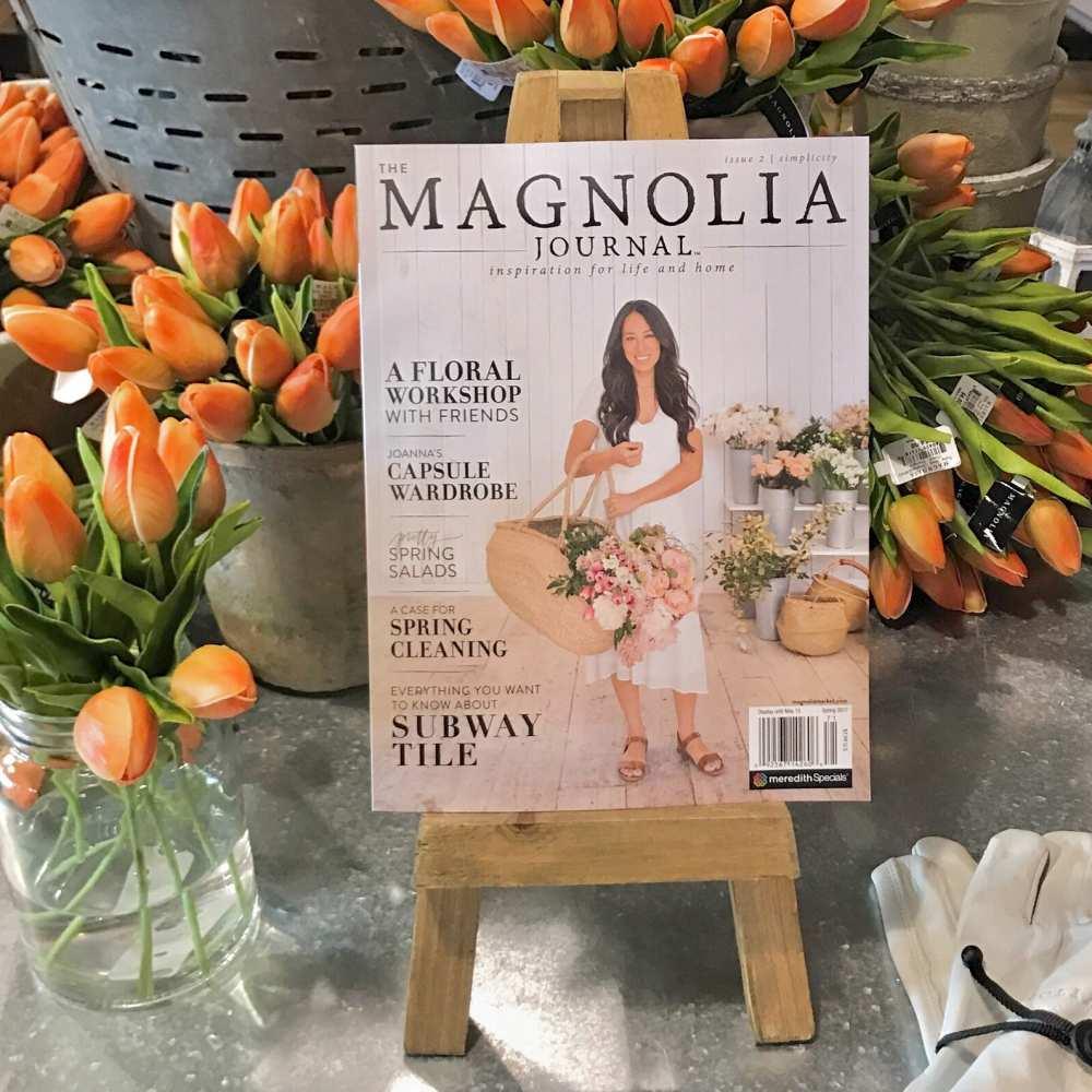 Magnolia Magazine Joanna Gaines
