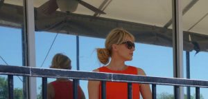 Go-To Weekend Look in Tangerine Tommy Hilfiger