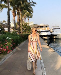 Stripes, Love & The Little Mermaid in Majorca