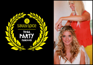 Toga Party Makeover ~ Styling for Bravo!'s 'Silicon Valley' Part III