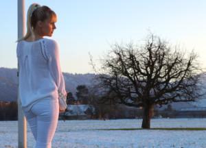 A Fresh Start in Winter White