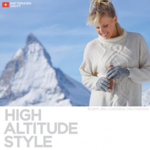 High Altitude Style in Switzerland