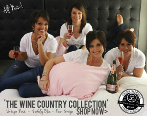 The New Savvy Sleepers 'Wine Country Collection'