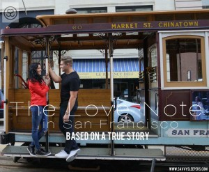 'The Love Note in San Francisco' Video