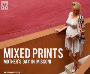 Mixing Prints in Missoni