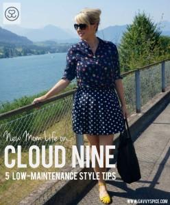 Newborn Life on Cloud Nine