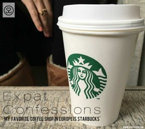 Expat Confession! 'I Love Swiss Starbucks'