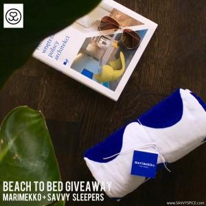 Marimekko for Target + Savvy Sleepers Giveaway!