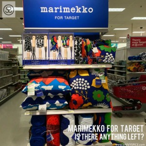 Why Was The Marimekko for Target Launch So Low Key ?