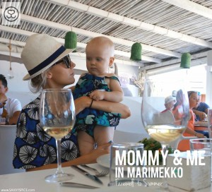 Mommy & Me in Marimekko