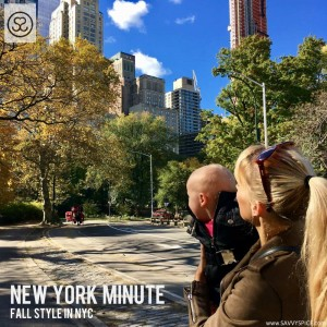 24 Hours in the Big Apple with a Baby