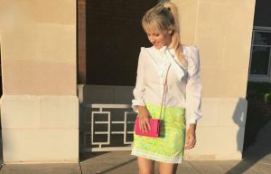 Spring Style in Vintage Lilly Pulitzer
