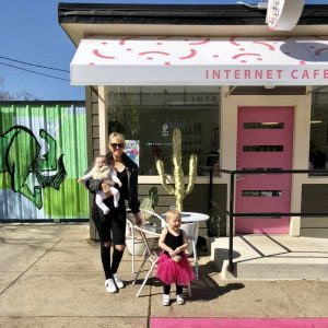 Floppy Disk Friday! 90s Street Style and the Internet Cafe