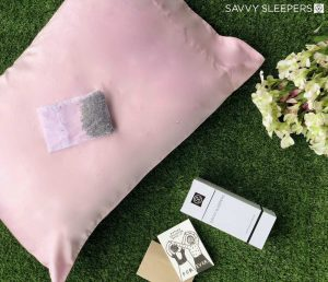 Savvy Sleepers Mother's Day Bonus! Free Luxe Card from 'Read Between the Lines' + Lavender Sachet