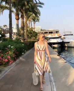 Stripes, Love & The Little Mermaid in Majorca